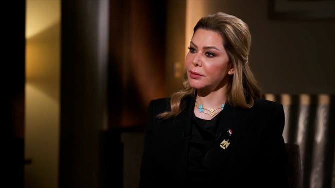 رغد صدام حسين لقاء خاص وحصري- الجزء الثاني