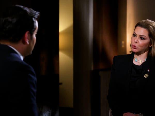 رغد صدام حسين تكشف حقيقة أسلحة من ذهب في قصور والدها