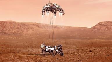 مركبة تبهر العالم بمفاجآت تحدث لأول مرة في المريخ
