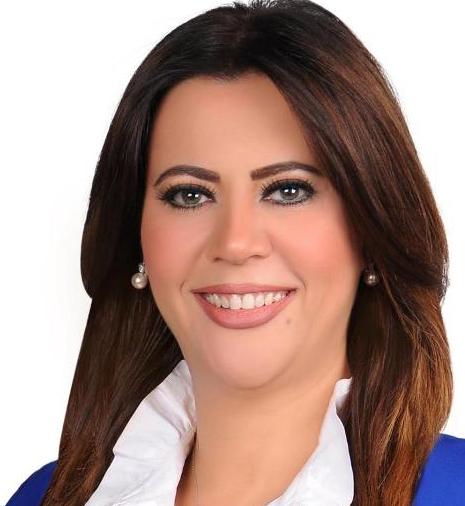 البرلمانية المصرية رانيا الجزايرلي