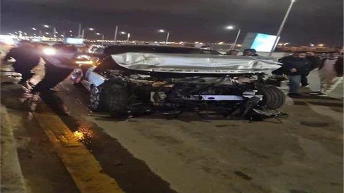 الكشف عن حالة عمرو أديب بعد تعرضه لحادث مروع