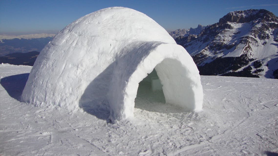 File photo of an igloo. (Maurizio Ceol)