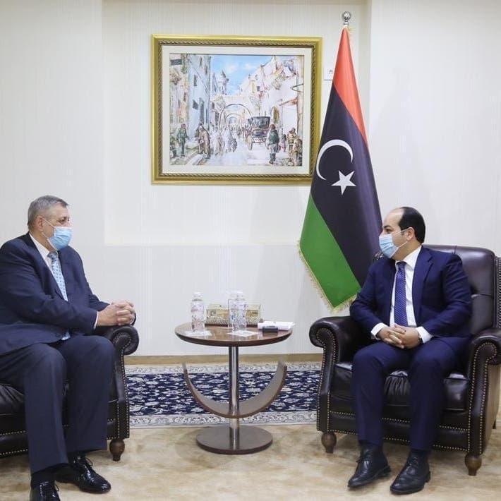 يان كوبيش يبحث التنفيذ الكامل لخارطة الطريق في ليبيا