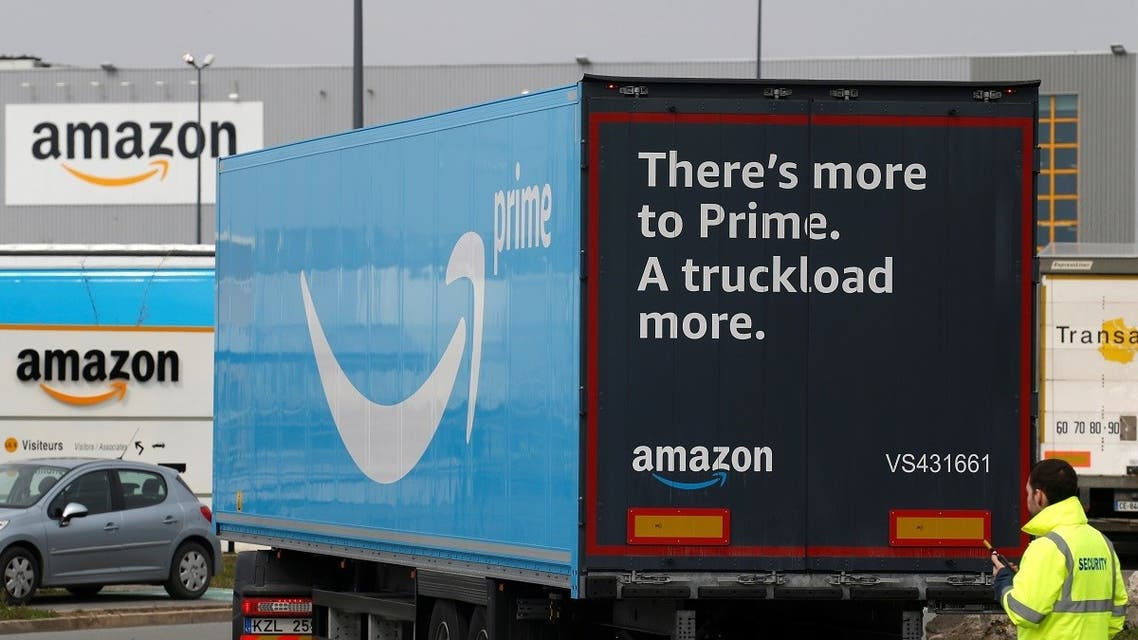 Amazon.com Inc's announcement this week that it would be rolling out AI-powered cameras in its branded delivery vans for safety has drawn criticism from privacy advocates and workers concerned with being subjected to surveillance on the job. (Reuters)