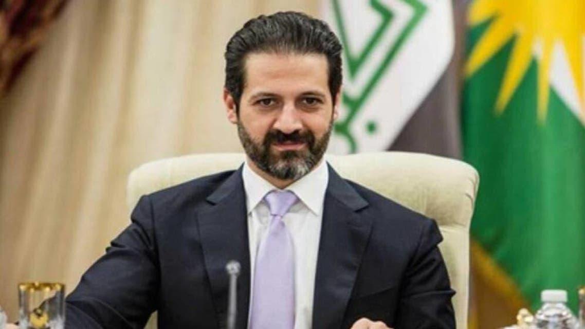 عراق کے صوبہ کردستان کے نائب وزیراعلیٰ قوباد طالبانی