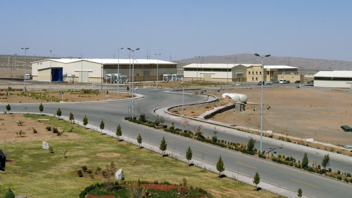 إيران تركب المزيد من أجهزة الطرد المركزي المتقدمة في نطنز