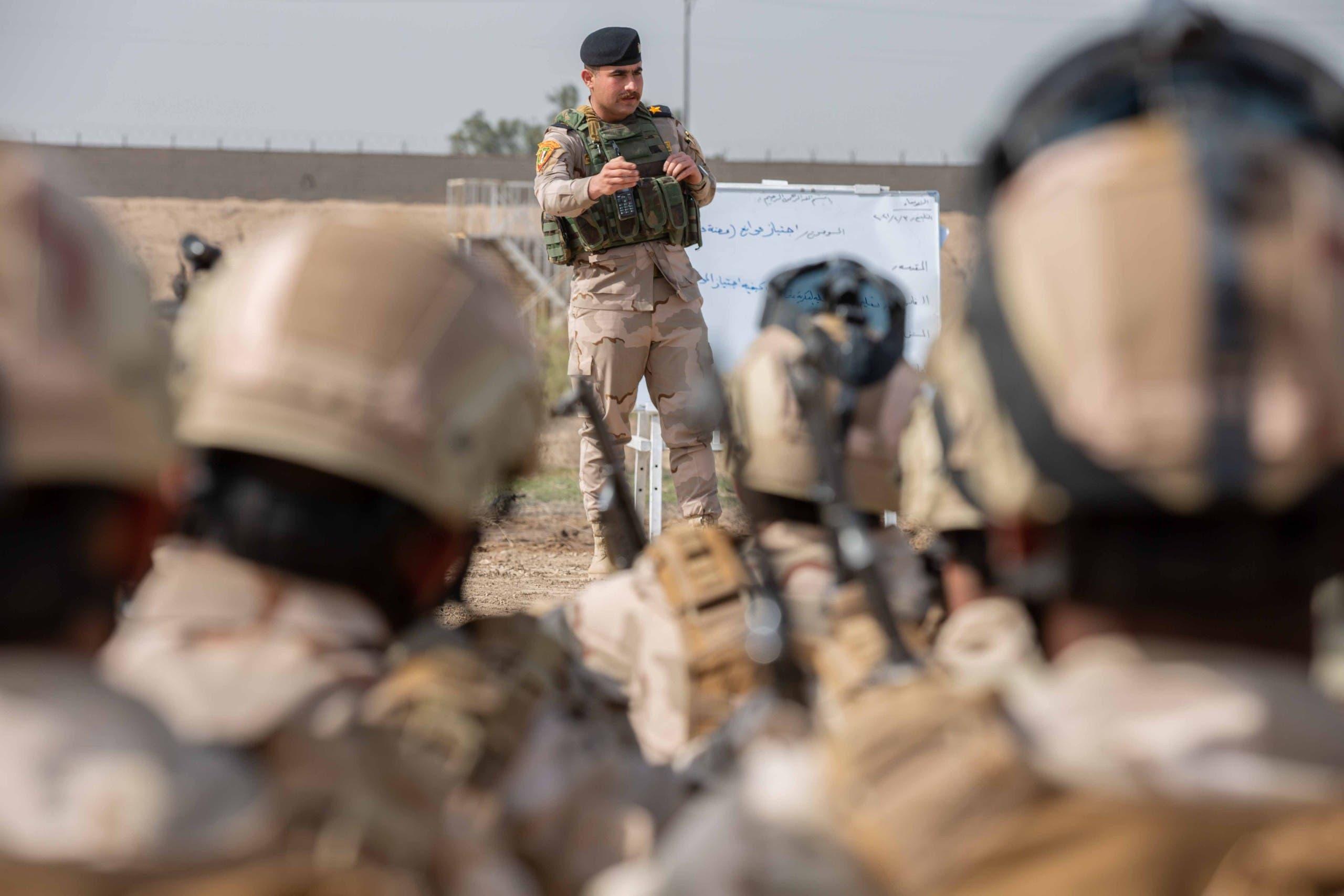 قوات من الناتو في العراق
