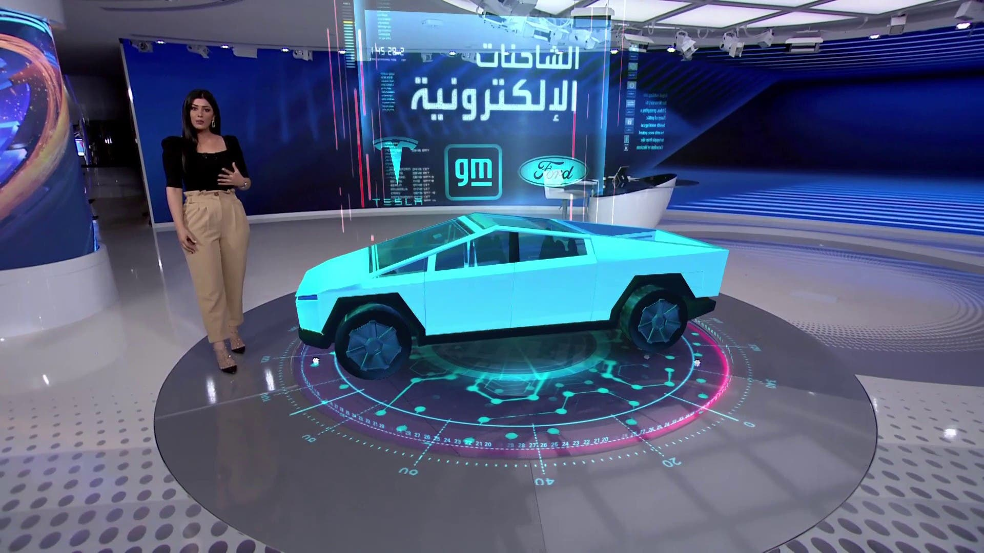 أحدث سيارة كهربائية في العالم