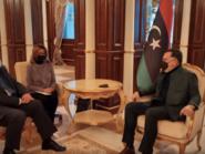 السراج يؤكد للمبعوث الأممي دعمه الانتقال السلس للسلطة في ليبيا