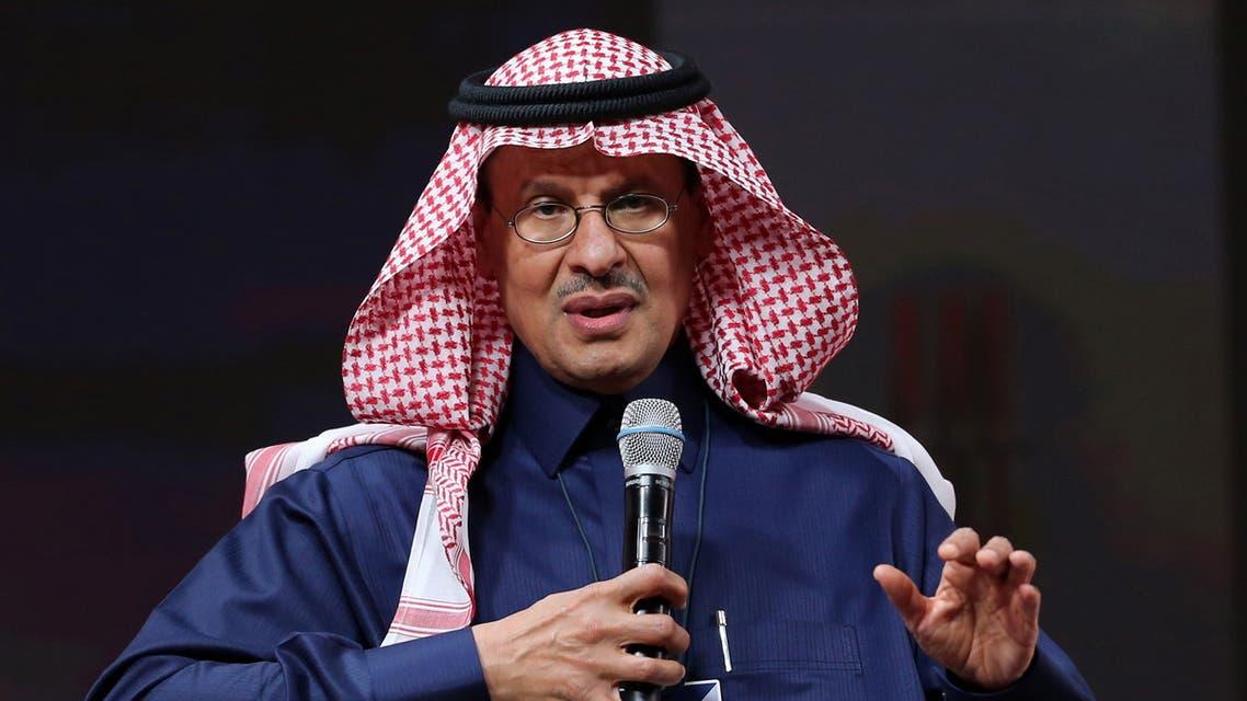 وزير الطاقة السعودي الأمير عبدالعزيز بن سلمان ماسبة