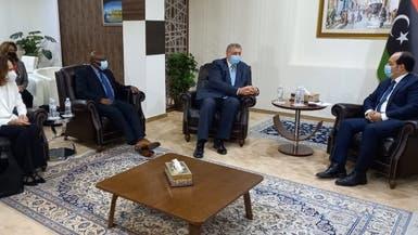 أول زيارة لكوبيش إلى ليبيا.. وبحث تنفيذ خارطة الطريق كاملةً