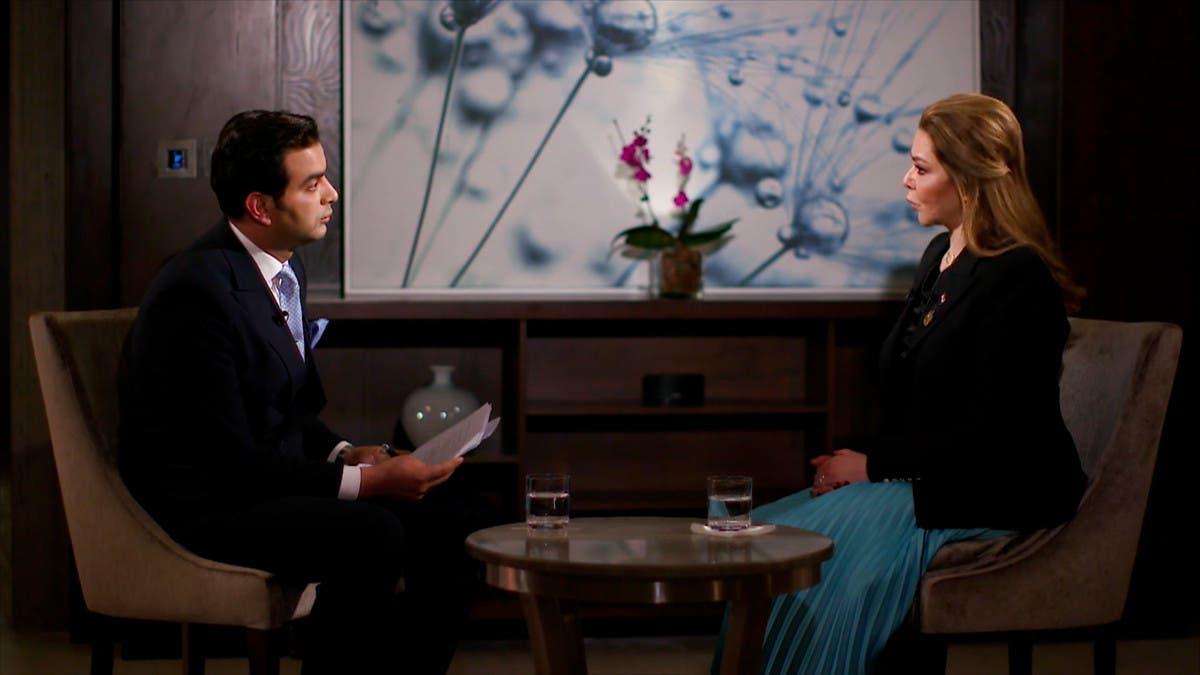 """رغد صدام حسين لـ """"العربية"""": سأعود إلى العراق"""