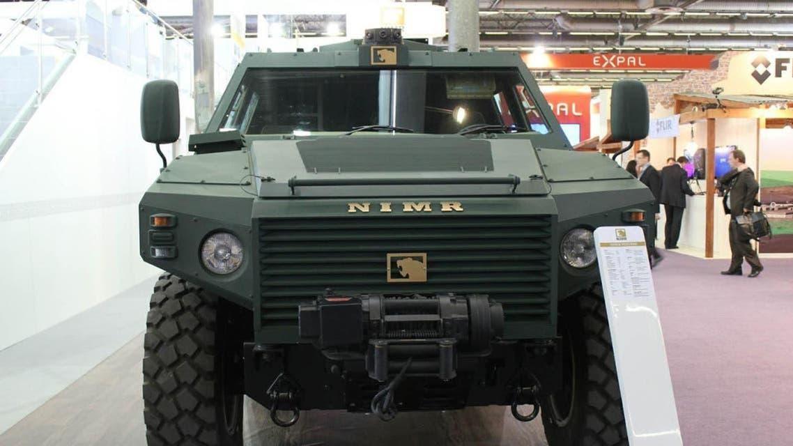 Defense exhibition 2021