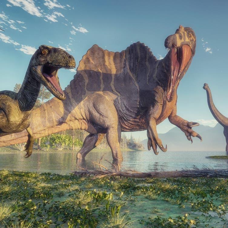 هذا هو سبب انقراض الديناصورات.. دراسة تكشف جديداً