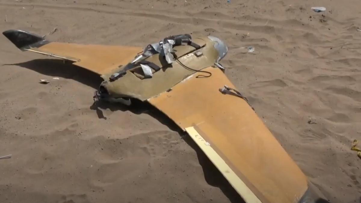 إسقاط طائرة استطلاع حوثية مسيرة غرب اليمن