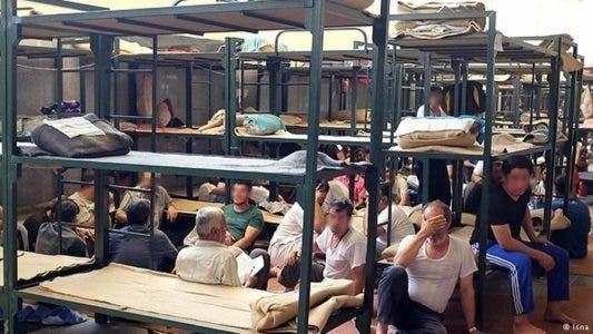السجون الإيرانية مكتظة بالنزلاء