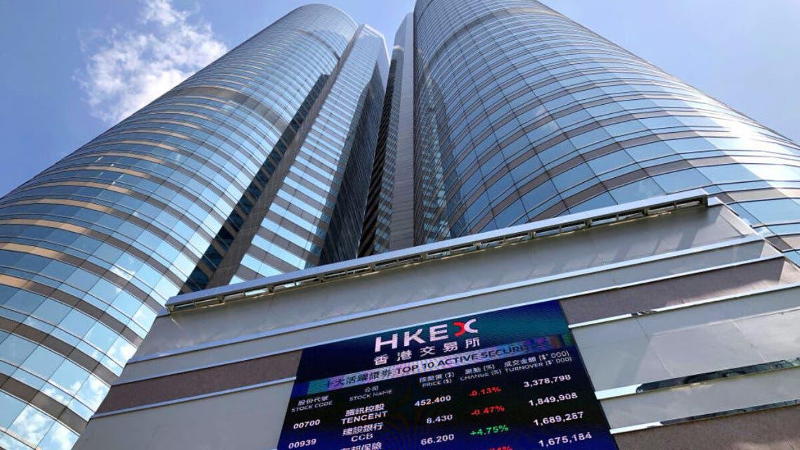 بورصة هونغ كونغ