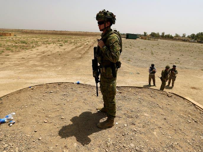 التحالف الدولي يقضي على 7 دواعش في كركوك بضربات جوية
