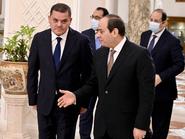 رئيس حكومة ليبيا في مصر.. لتعزيز العلاقات بين البلدين