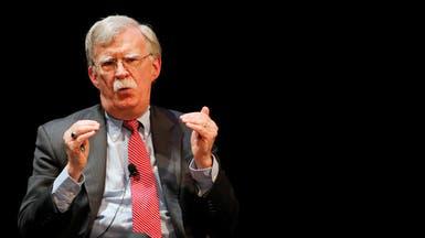 بولتون: إيران هي سبب استمرار الأزمة اليمنية طوال هذه المدة