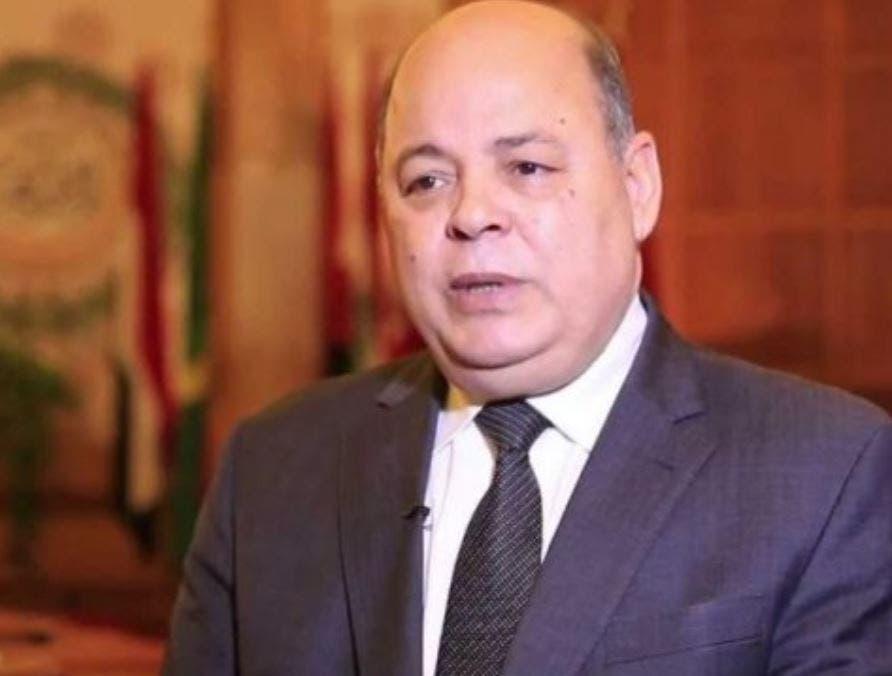 محمد صابر عرب وزير الثقافة المصري الأسبق