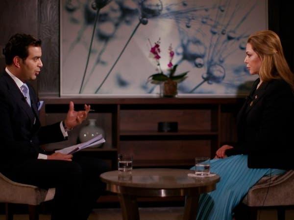 """رغد صدام حسين تكشف حقيقة وجود شقيق لها """"مختبئ"""""""