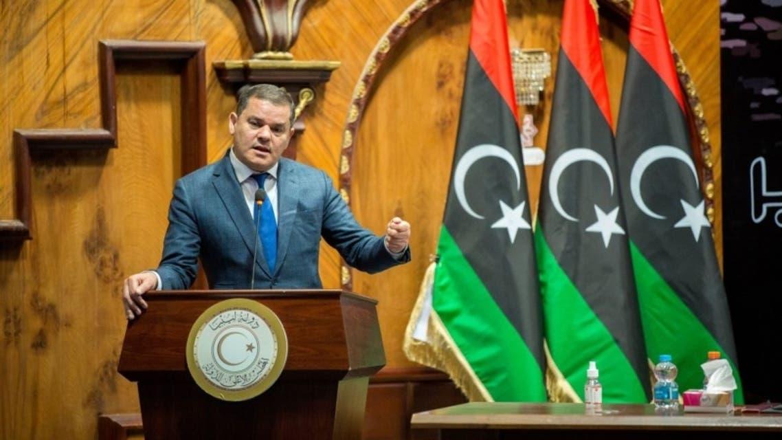 رئيس الحكومة الليبية الجديد، عبد الحميد الدبيبة