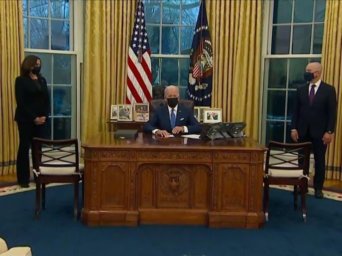 ردود فعل غاضبة من الجمهوريين حول عودة إدارة بايدن التفاوض مع إيران