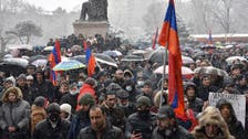 Thousands in Armenia demand PM quit over mishandling war with Azerbaijan