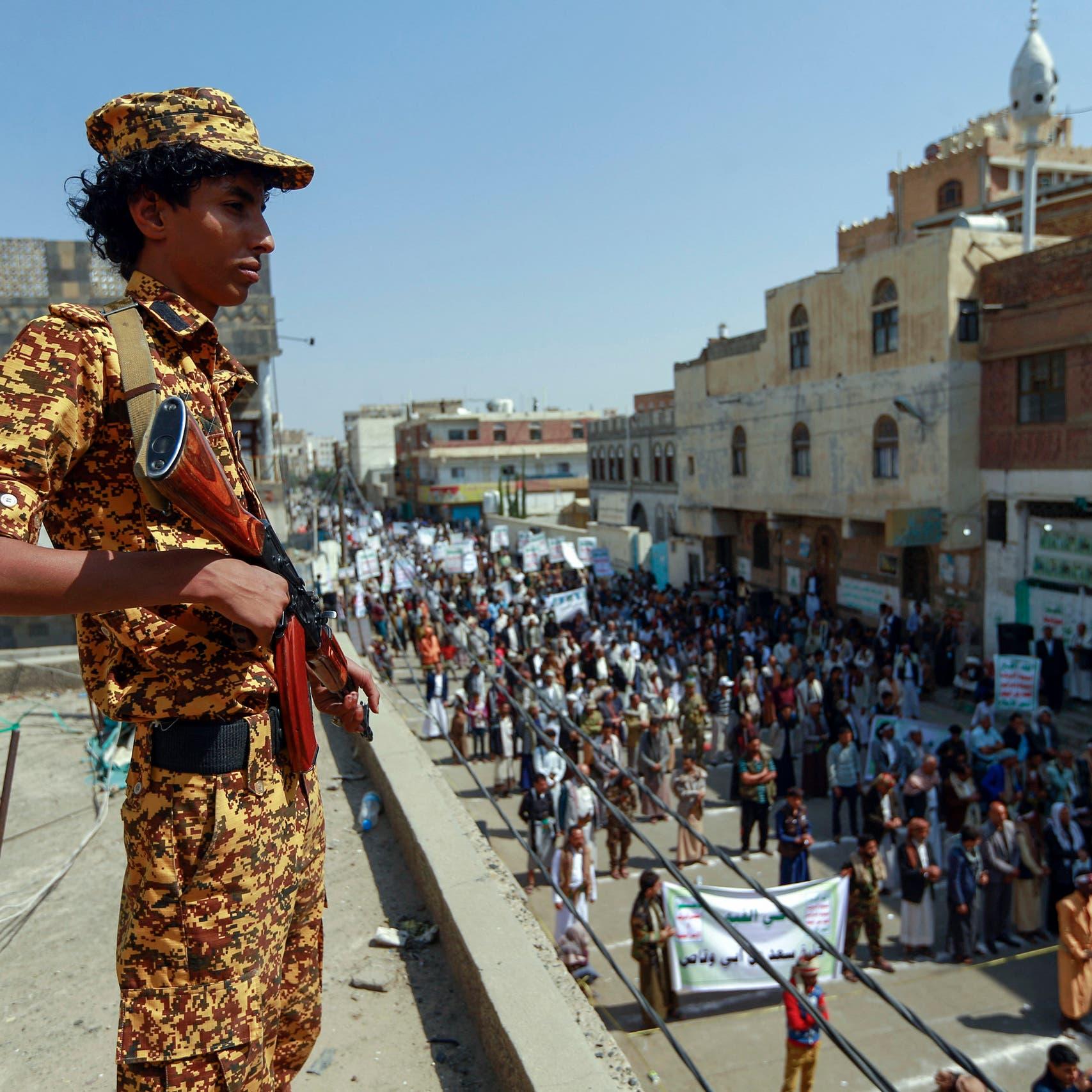 خارجية اليمن: ميليشيا الحوثي تفاقم معاناة المدنيين