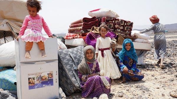 الأمم المتحدة: التصعيد العسكري في مأرب تسبب بنزوح آلاف اليمنيين