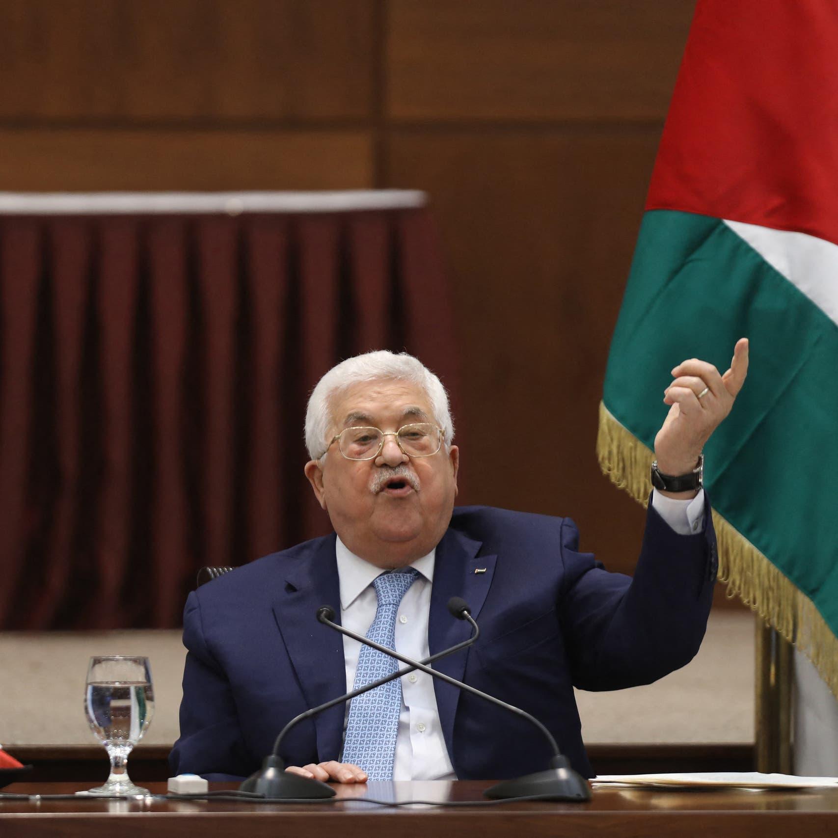 مرسوم رئاسي فلسطيني بالإفراج عن المعتقلين لأسباب سياسية
