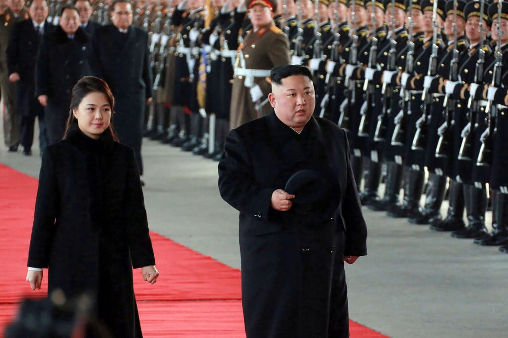 No jeans, films or strange styles .. the new leader of North Korea كوريا