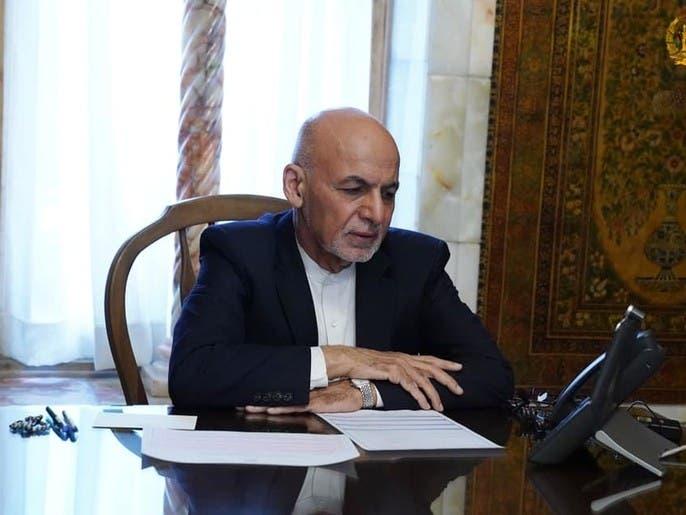 غنی: تا من زنده هستم طالبان روی حکومت موقت را نخواهند دید