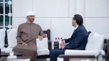 UAE supports Lebanon, Mohammed bin Zayed tells Saad Hariri in Abu Dhabi meeting