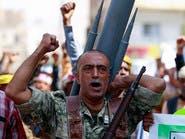 فيديو.. مقتل عشرات الحوثيين في جبهة عبس