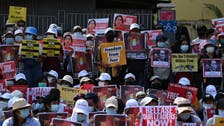 Diverse Myanmar protesters united in opposition to coup