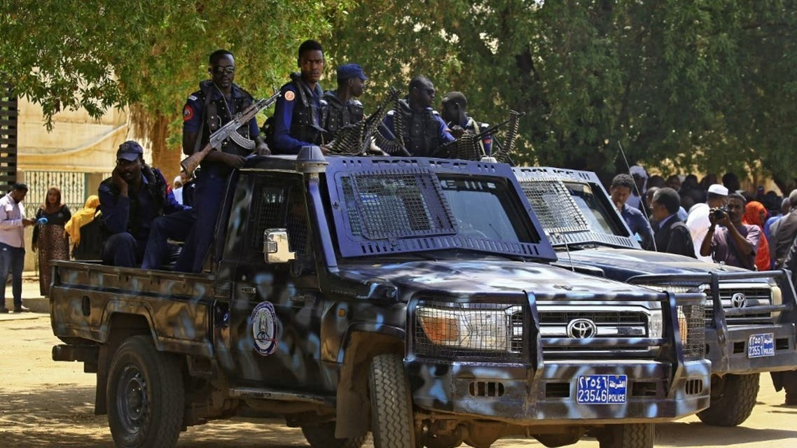 قوات الأمن السودانية - أرشيفية - فرانس برس
