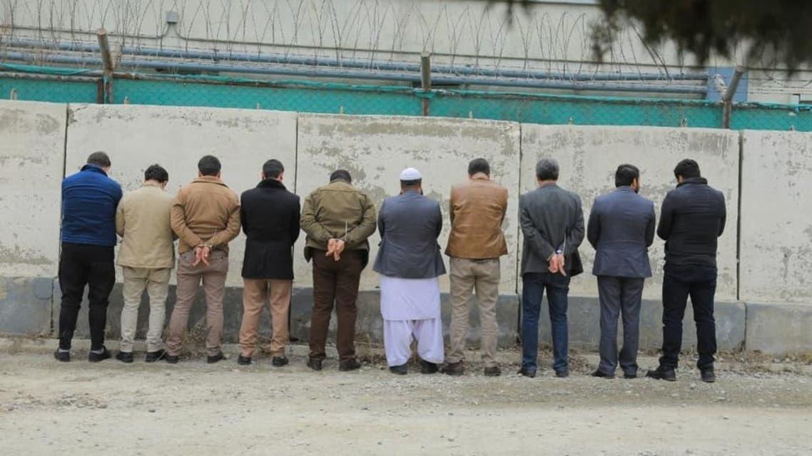کارمندان وزارت شهرسازی افغانستان