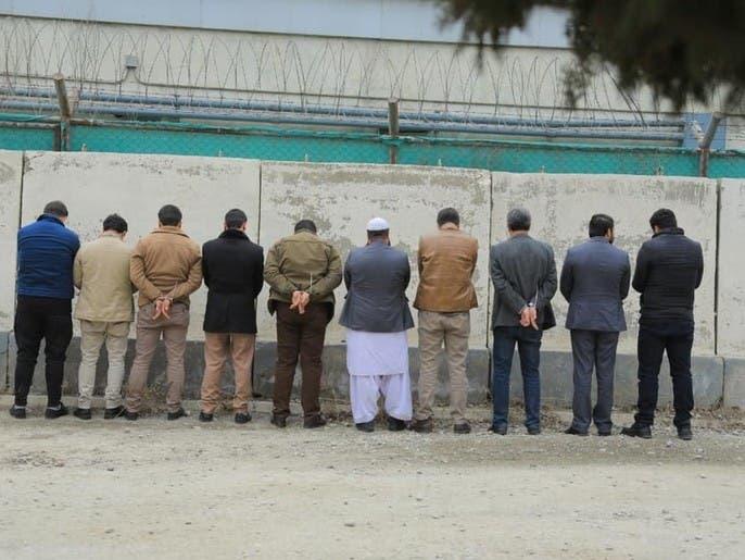10 کارمند وزارت شهرسازی و اراضی افغانستان به اتهام اختلاس بازداشت شدند