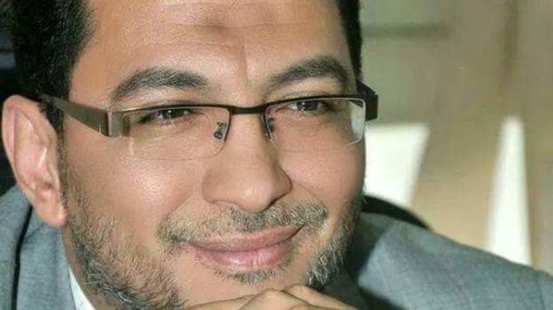 عبد الله شحاتة مستشار مرسي