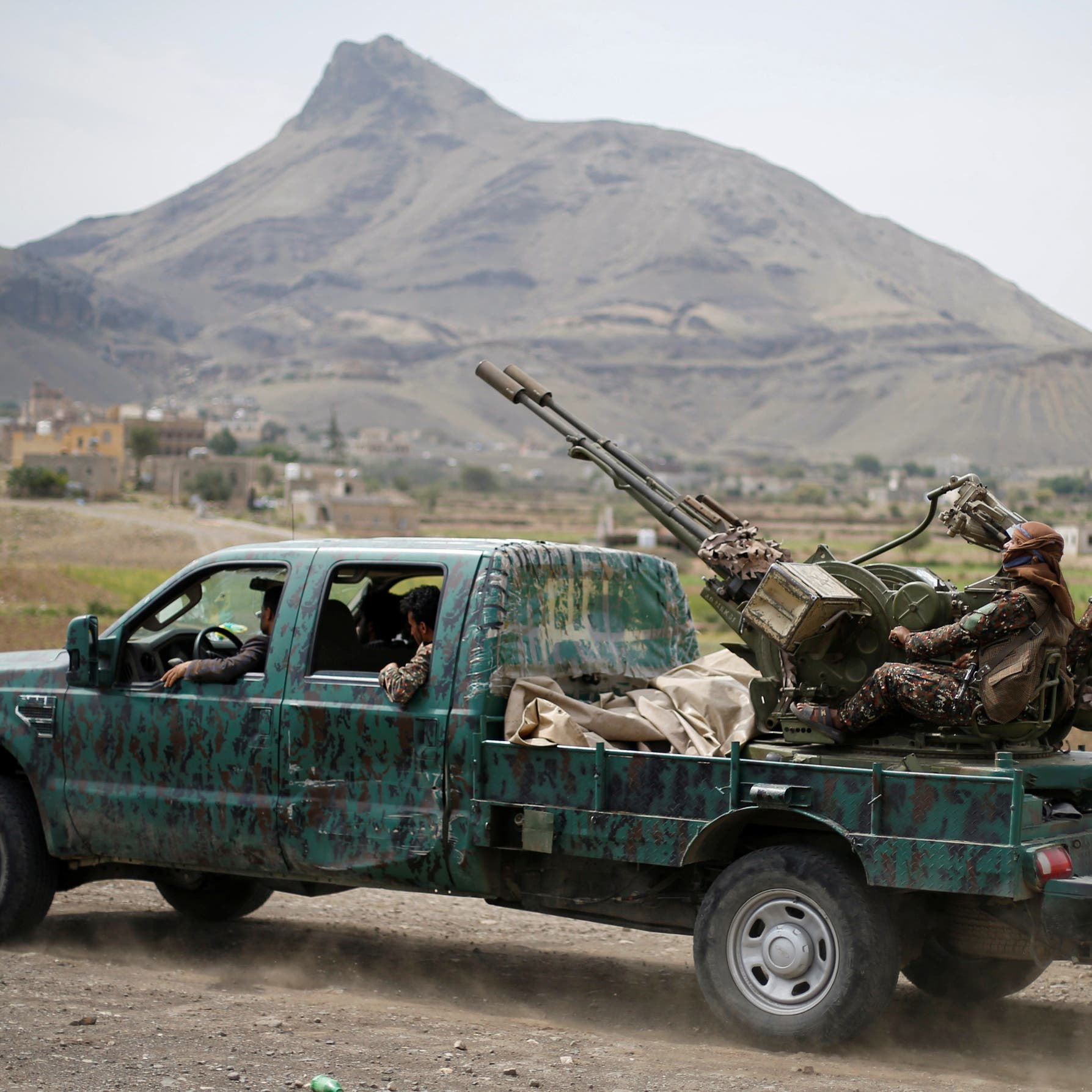 Iran-backed Houthis confirm death of 20 leaders in battle in Yemen's al-Bayda