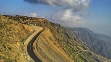 أجواء معتدلة وجبال خضراء تُمتّع زوار هذه المدنية السعودية
