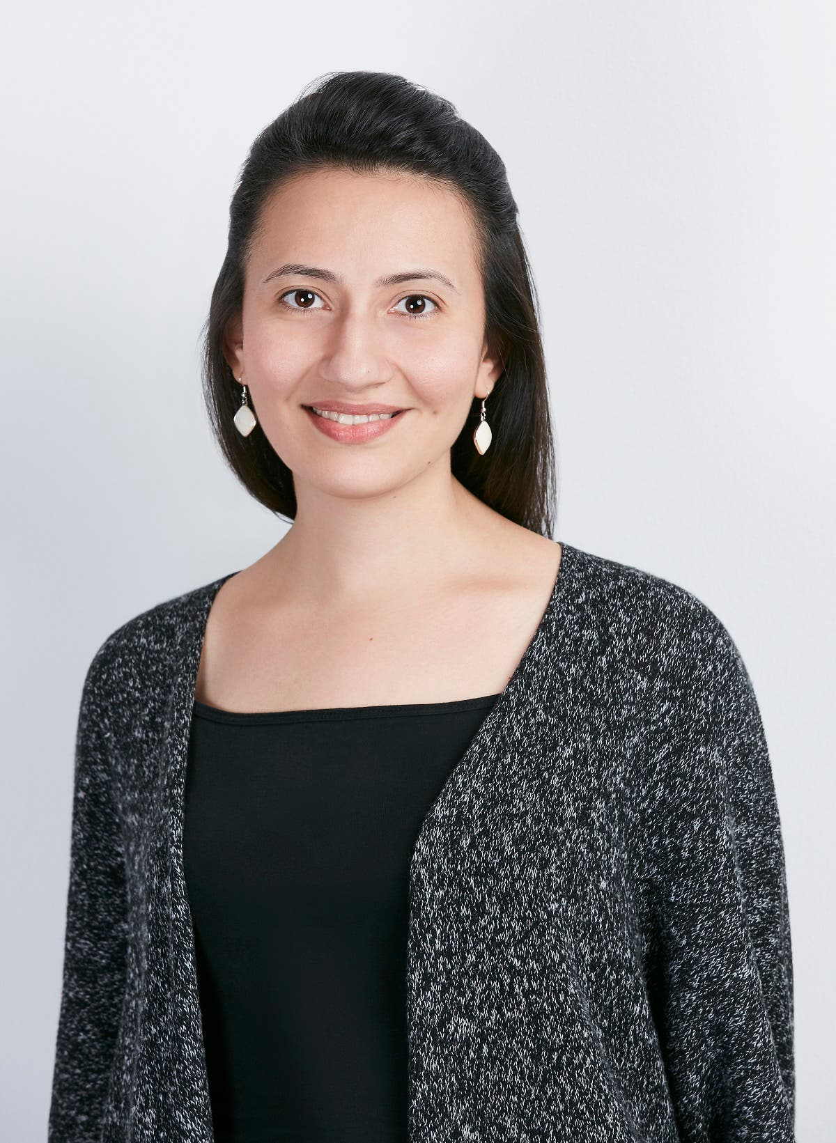 Suheyla Takesh, Curator at Barjeel Art Foundation, and Independent Curator for 'Lasting Impressions: Baya'. (Supplied)