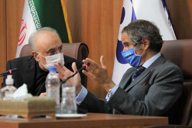 المدير العام للوكالة الدولية للطاقة الذرية رافاييل غروسي