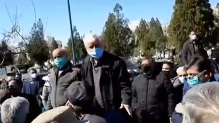 مظاهرات للمتقاعدين في إيران للاحتجاج على الفقر والحرمان