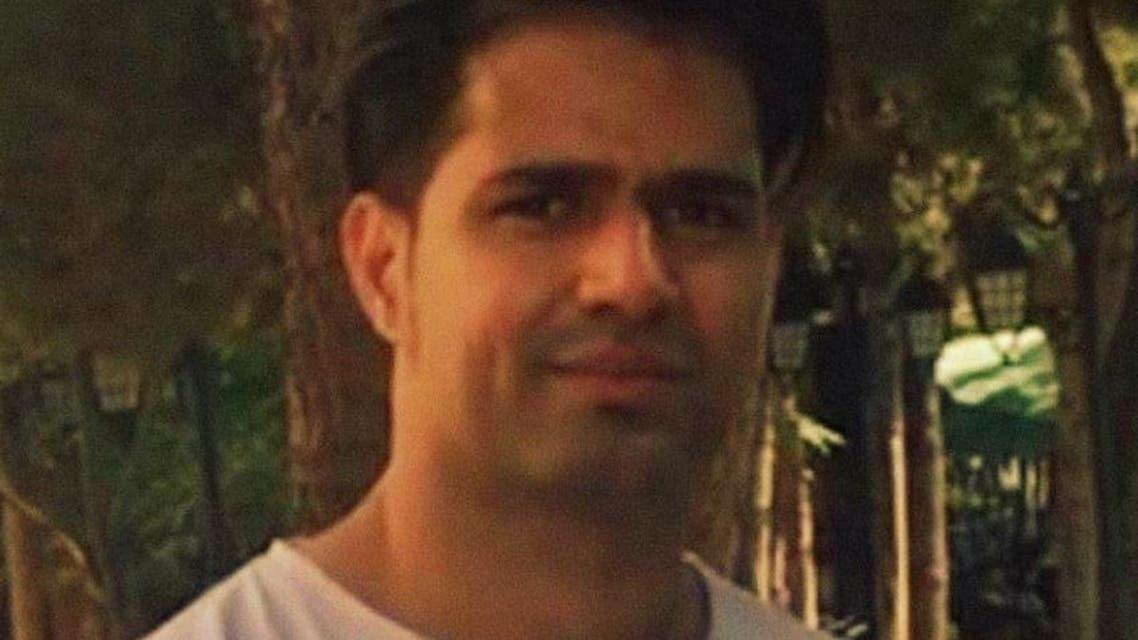 Behnam Mahjoubi. (Family photo)