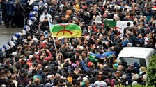 Thousands of Algerians hit streets on Hirak protest movement anniversary