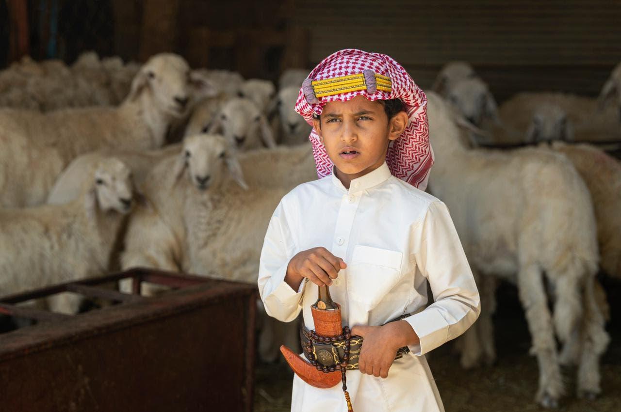 Saudi photographer 'work