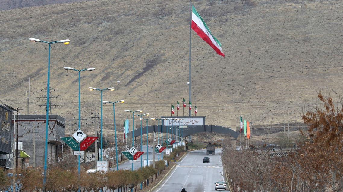 نووي إيران - من إيران (أسوشييتد برس)